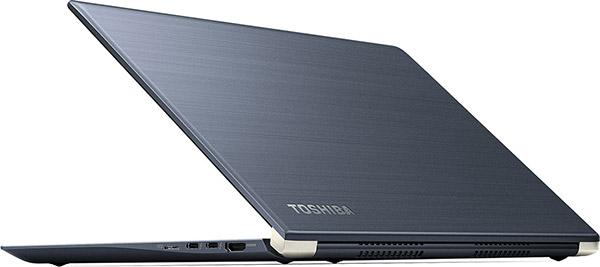 Bahan binaan kukuh sememangnya kekuatan utama jenama Toshiba