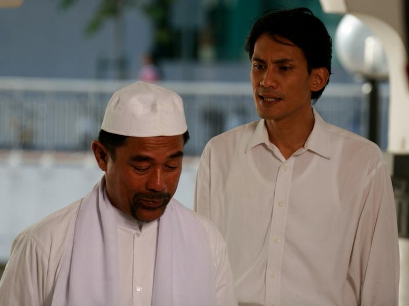 Emosi diterjemahkan menerusi watak Karim ini berjaya diterjemahkan dengan cukup baik.