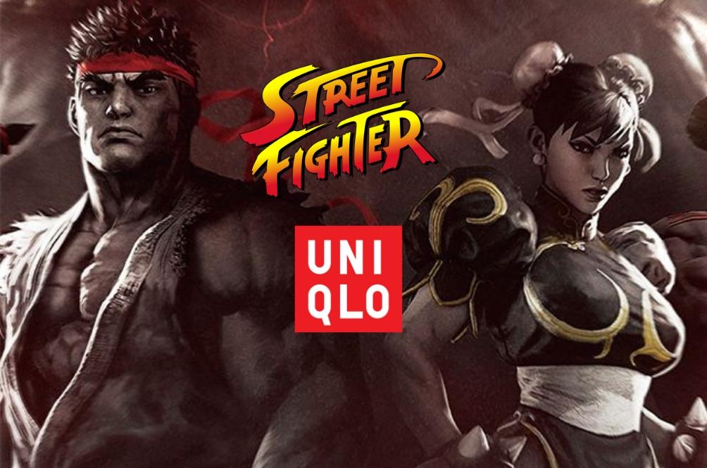 Abuget! Akhirnya Uniqlo Akan Mengeluarkan T-Shirt Street Fighter Tidak Lama Lagi!