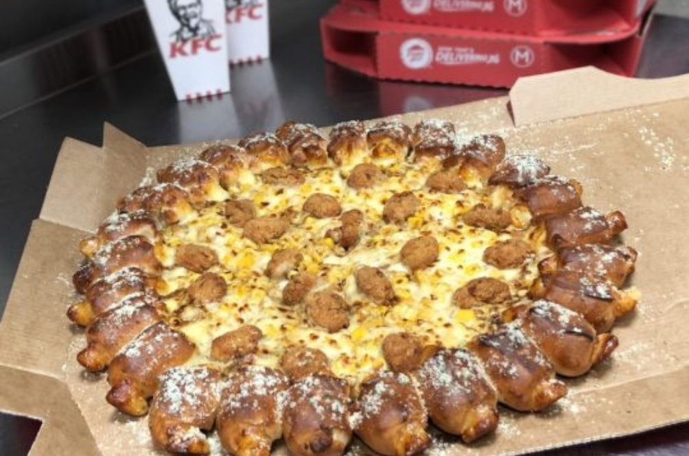 Pizza Hut Dan KFC Sekali Lagi Bergabung Bagi Menghasilkan 'The Gravy Supreme'
