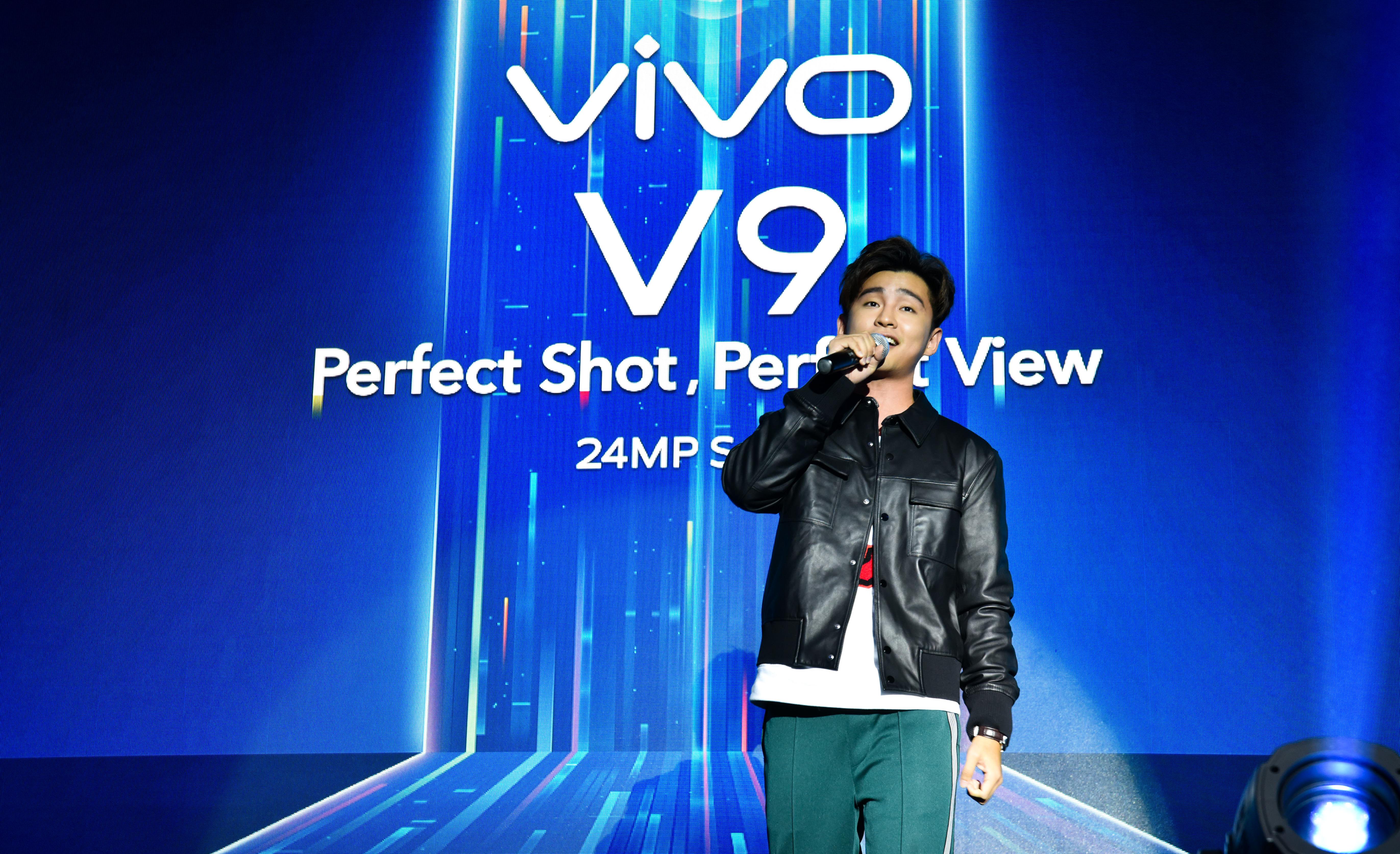 Duta baru Vivo, Alvin Chong.