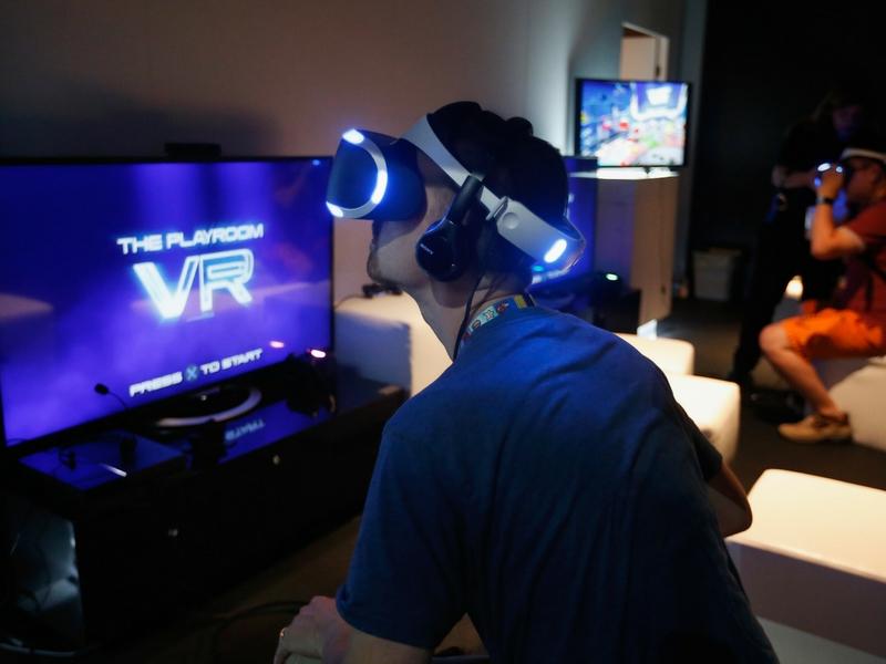 Kemunculan permainan realiti maya (VR) mungkin memberi ketagihan yang lebih 'immersive' kepada pemain.