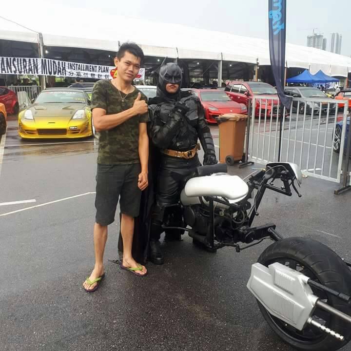 Bakal muncul dengan motosikal generasi kedua.