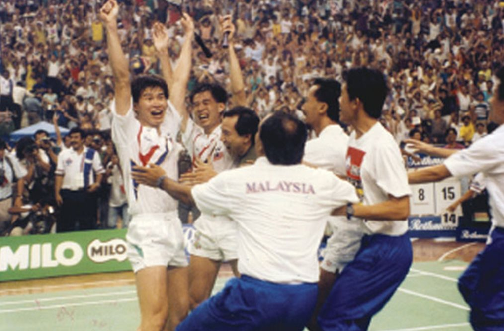 Catch the Premier of Road to Nationhood - Thomas Cup on Astro this Merdeka!