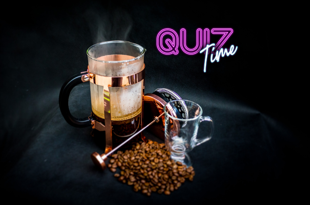 Your Brewing Coffee, Your Personality