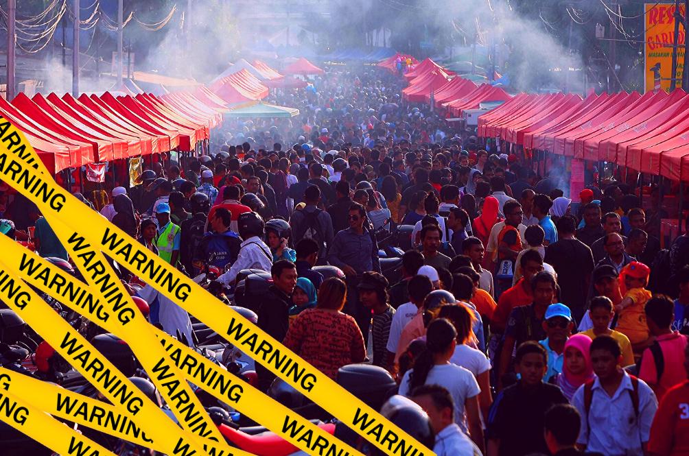 The Buzz Over Bazaar Ramadan