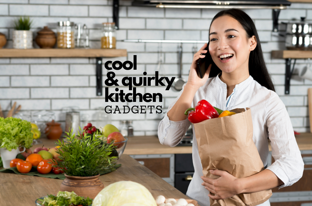 Smart Gadgets And Tools To Complete Your Dream Kitchen