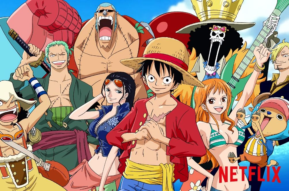 Yohoho, Grab Your Straw Hats Because 'One Piece' Is Getting A Live-Action Show On Netflix!