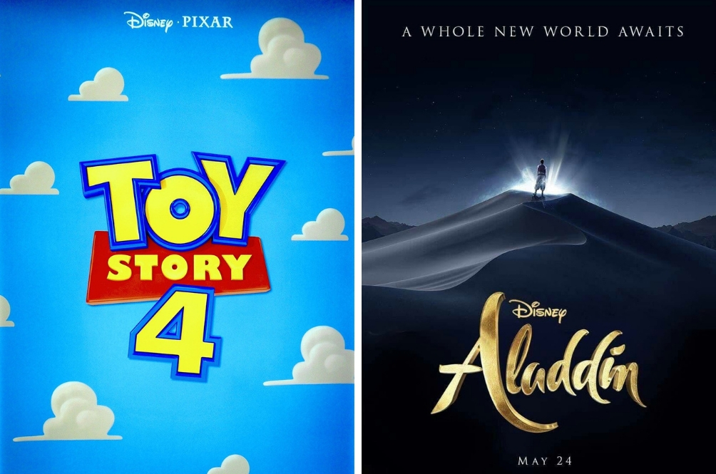 Movie Fans, Here's The Complete List of All Disney Films Coming Out in 2019