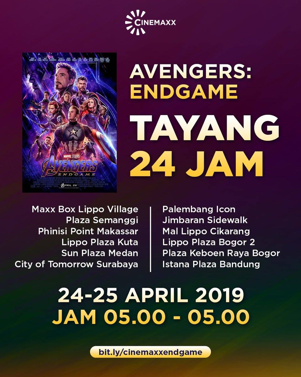Malaysian cinemas, y'all got to step up your game.