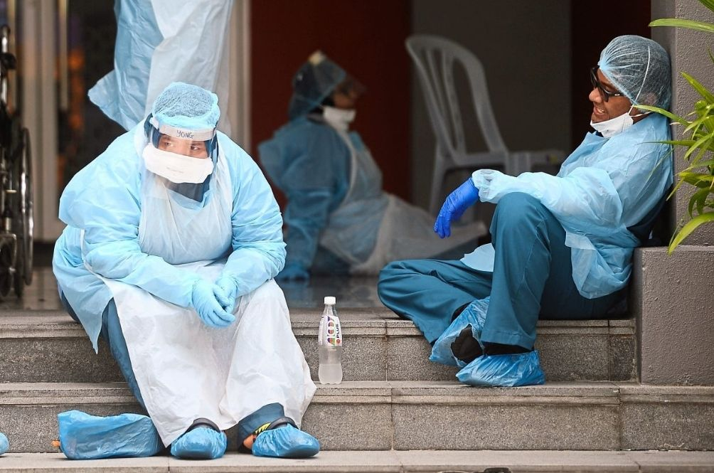 Over 600 KKM Staff Have Psychological Issues From Overworking During COVID-19 Pandemic