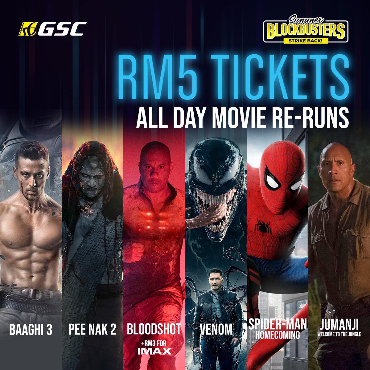 Yay, RM5 movies!