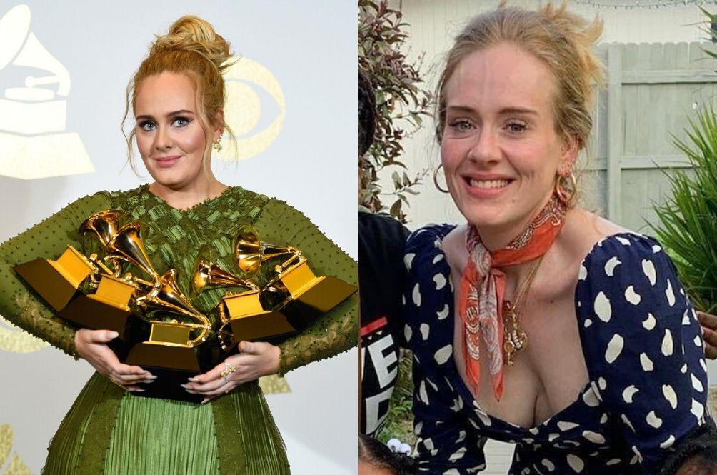 Fans Are Concerned With Adele As She Looks Almost Unrecognisable