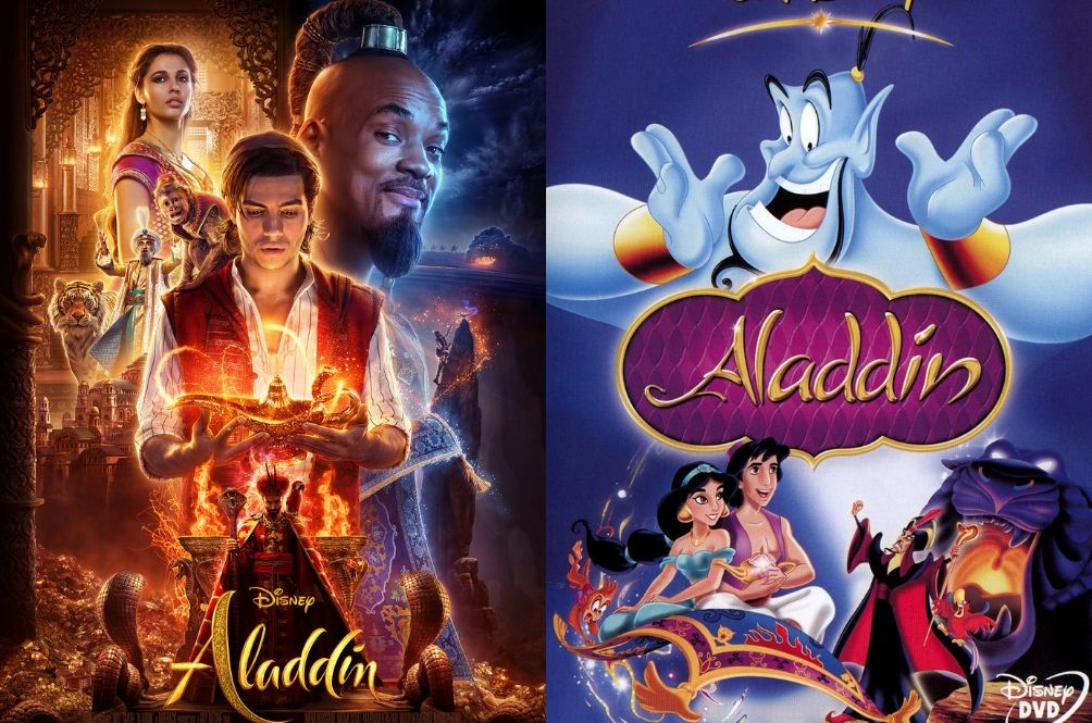 [REVIEW] 'Aladdin' (1992) VS Live-Action 'Aladdin' (2019) – Who Did It Better?