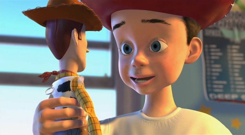 Stay strong, Woody.