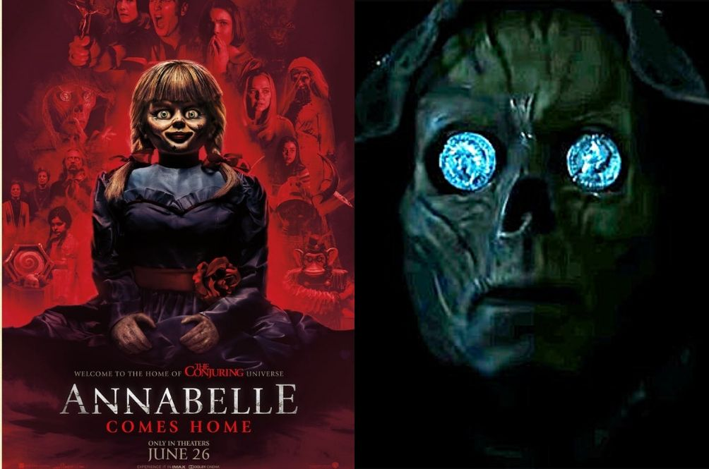 Horror Movie Buffs, 'Annabelle 3' Has SO MANY New Demons That'll Give You Nightmares
