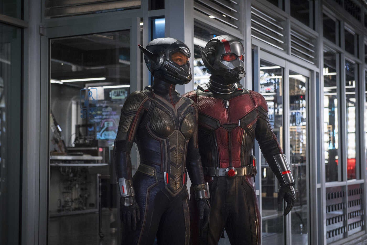 "Marvel, you gotta rename it to ""The Wasp and Ant-Man""."