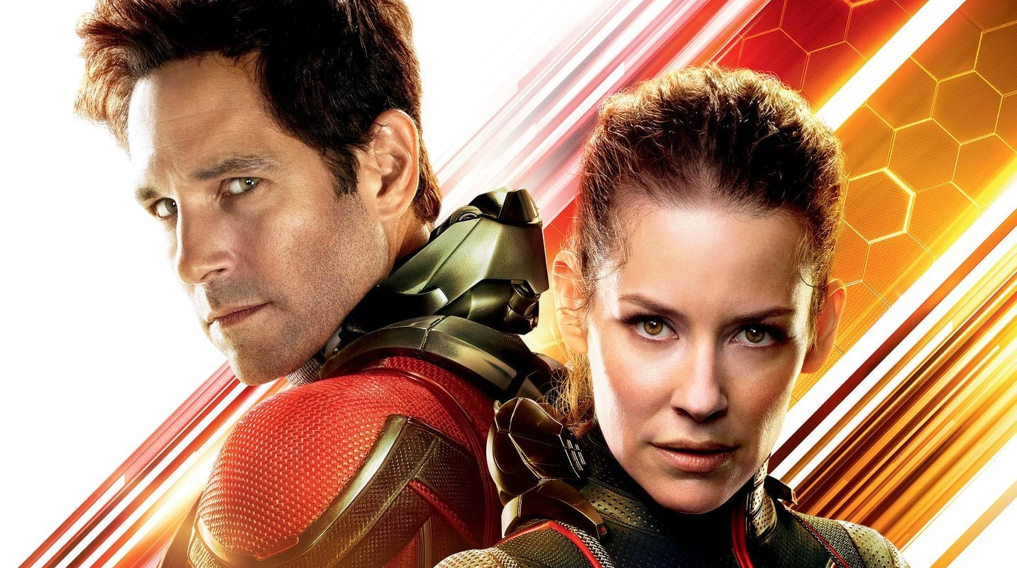 Maybe they're married in 'Ant-Man 3'?