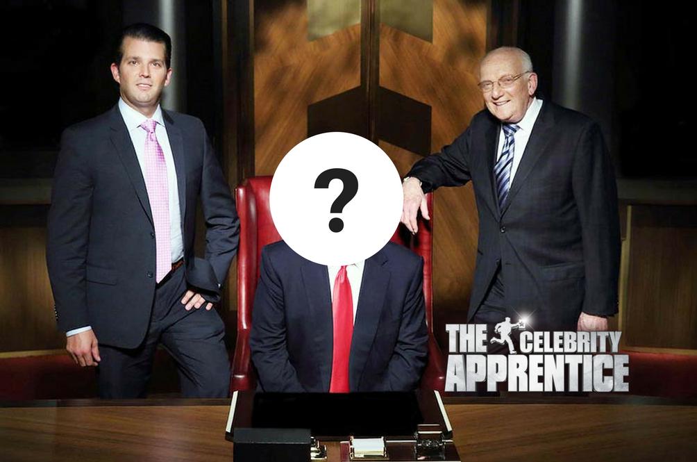 Celebrity Apprentice is Back… Sans Donald Trump