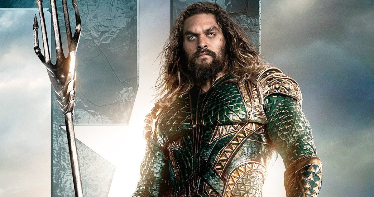 Here's an entire movie about Jason Momoa as Aquaman for you geeks out there.