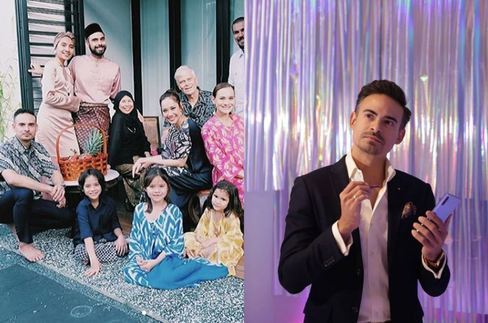 [BREAKING] Malaysian Actor Ashraf Sinclair Dies At Age 40 In Jakarta