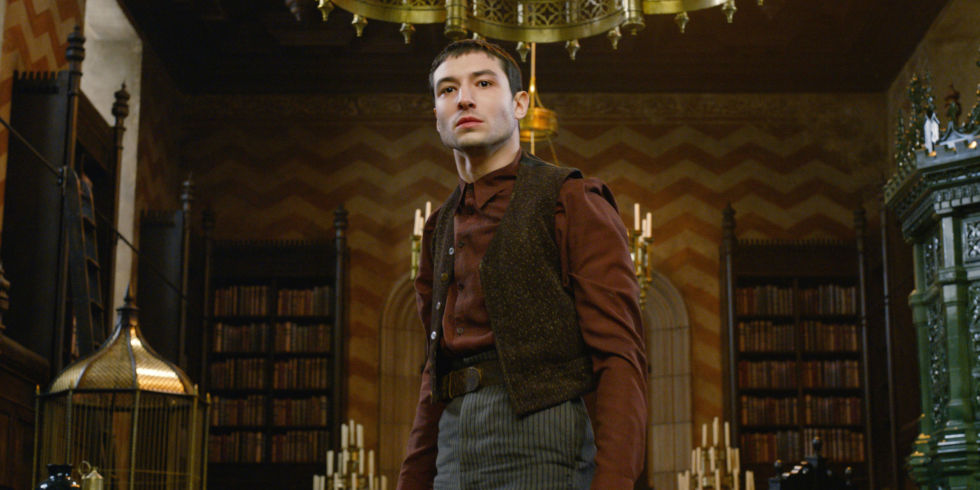 Goodbye Credence, hello Aurelius Dumbledore.