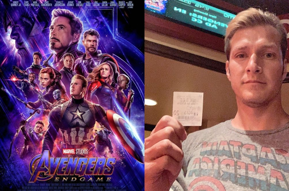 This Die-Hard Marvel Fan Watched 'Avengers: Endgame' 110 Times