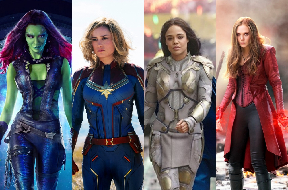 Coming Soon To A Cinema Near You: An All-Female 'Avengers' Movie?