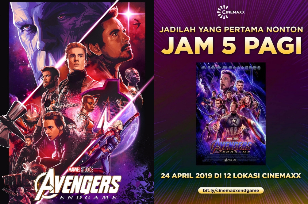 We Find Out If Indonesia Will Really Be Screening 'Avengers: Endgame' At 5am Or If It's A Hoax