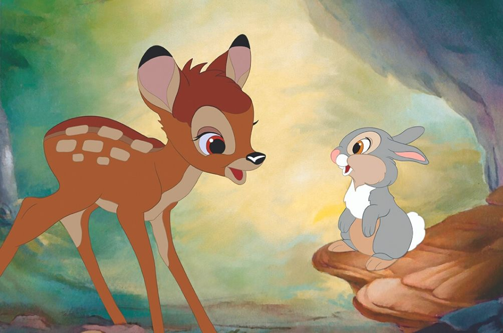 Get Your Tissues Ready, Disney Is Planning A Live-Action Film Remake Of 'Bambi'