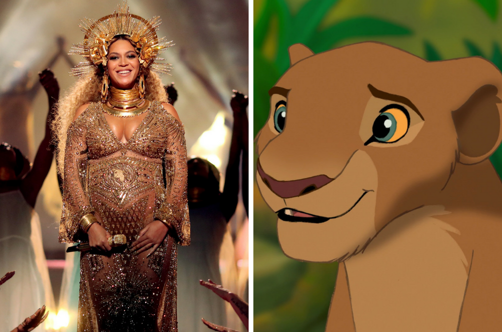 Beyoncé Set To Roar Her Way Through 'The Lion King' Remake As Nala