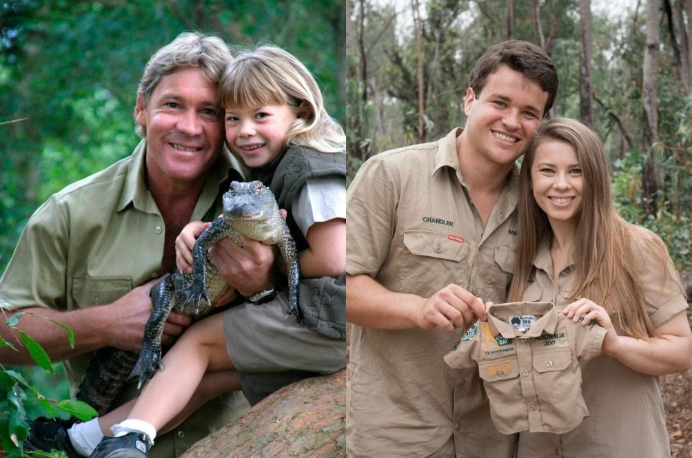 More Crocodile Hunters! Late Steve Irwin's Daughter Just Announced Her Pregnancy