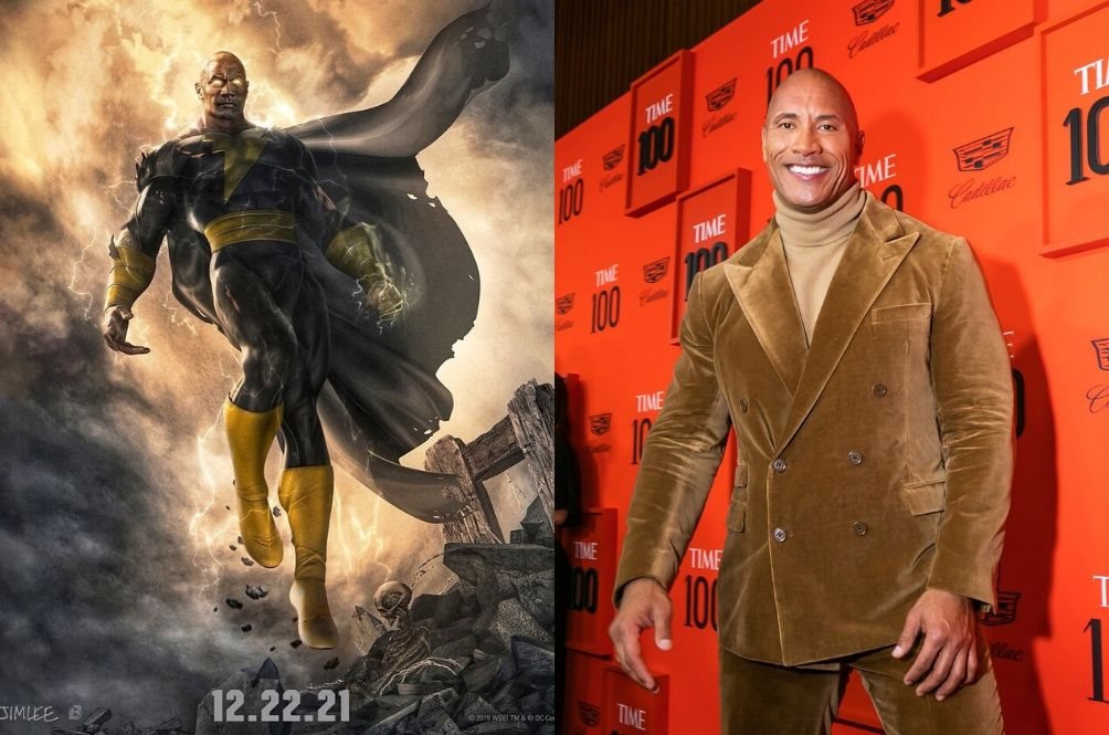 The Rock Is Officially The Next DC Superhero – Black Adam, Coming To Cinemas In 2021