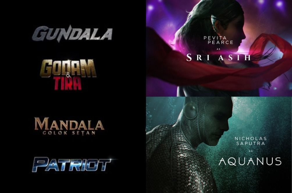 Indonesia Reveals Their Own MCU (Called BumiLangit Cinematic Universe) And Its Superheroes