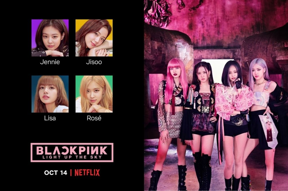Hey Blinks, BLACKPINK Is Coming To Your Area On Netflix With A New Documentary