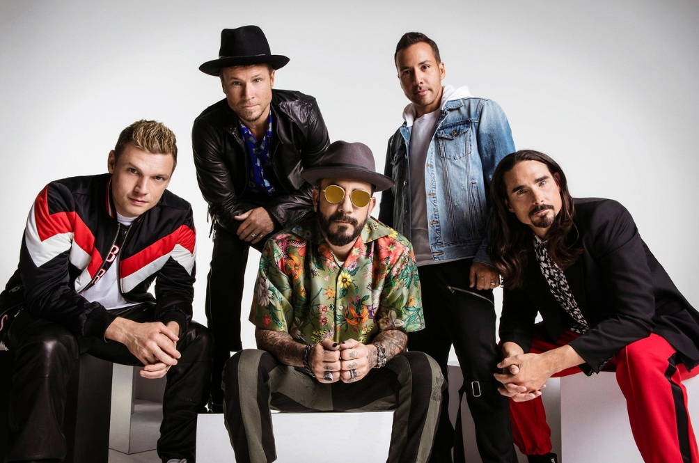 Backstreet Boys Will Finally Make Their Way To Asia In 2019 For Their 'DNA World Tour'