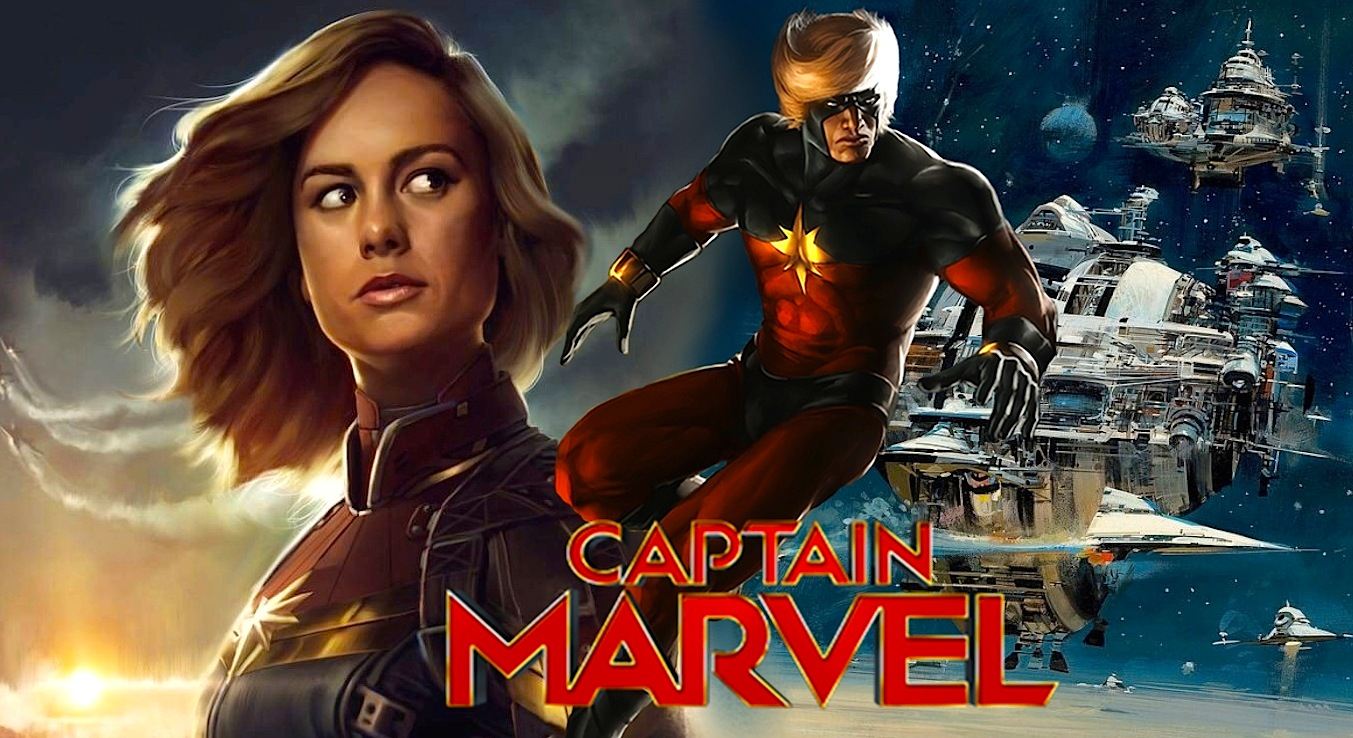 What do you think of Brie Larson as Captain Marvel?