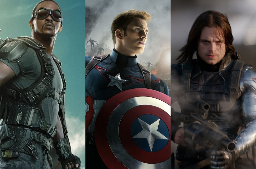 Here's Why Falcon Was Chosen To Be The Next Captain America Instead Of Bucky