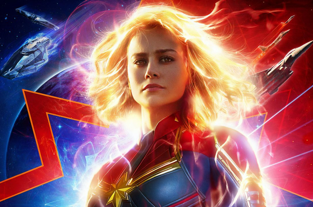 5 Reasons Why 'Captain Marvel' Is A Badass And The Epitome Of GIRL POWER