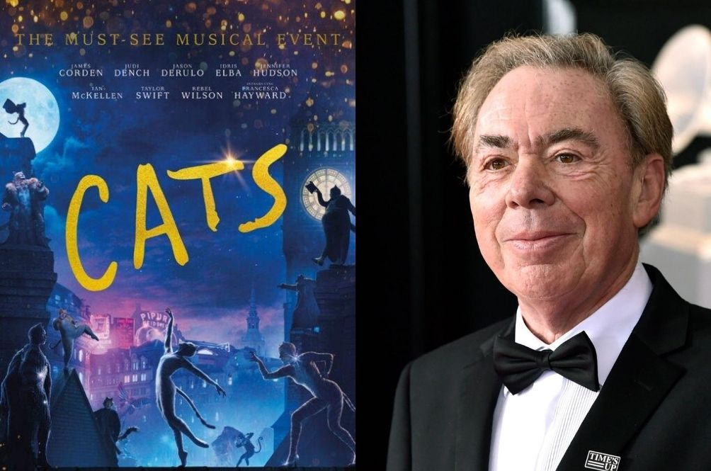 Claws Out: 'Cats' Composer Andrew Lloyd Webber Says The Film Was A Disaster