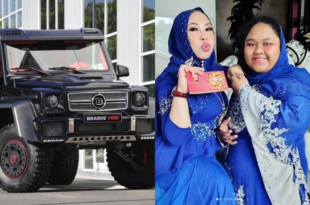 Dato Seri Vida Will Buy Her Daughter A Car If She Manages To Lose Weight And Have Fairer Skin