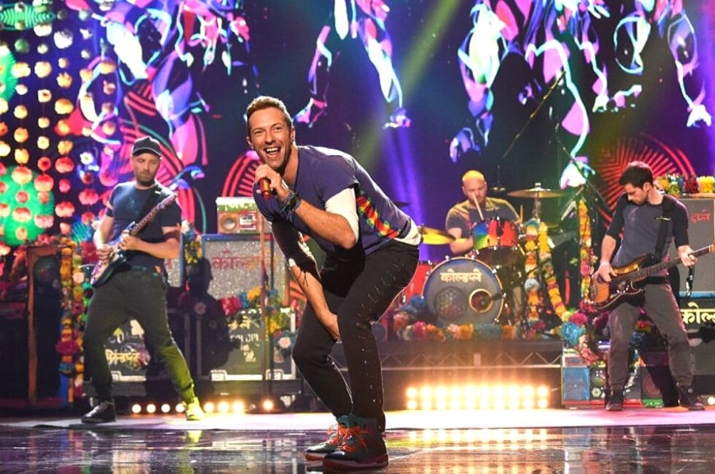 Coldplay To Stop Touring Until They Find An Environmental-Friendly Way To Do Concerts