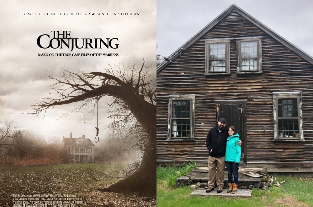 Couple Who Bought The Real-Life 'Conjuring' House Says It's Really Haunted