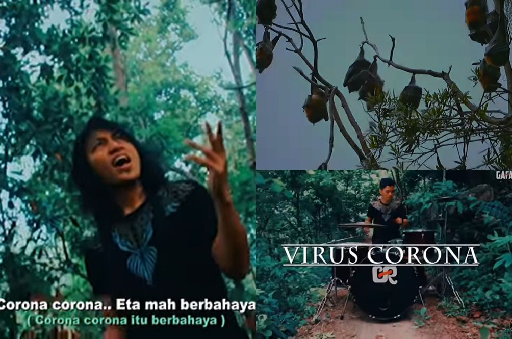 Indonesian Band's Song About Coronavirus Goes Massively Viral, Gets 2.7 MILLION Views