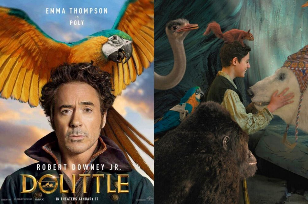 [REVIEW] 'Dolittle': From Saving The World To Saving The Animal Kingdom - Can RDJ Do It?