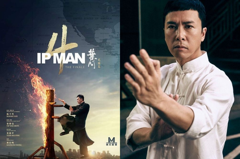 Wing Chun Fans, Donnie Yen Is Coming To Malaysia For 'Ip Man 4' This December!