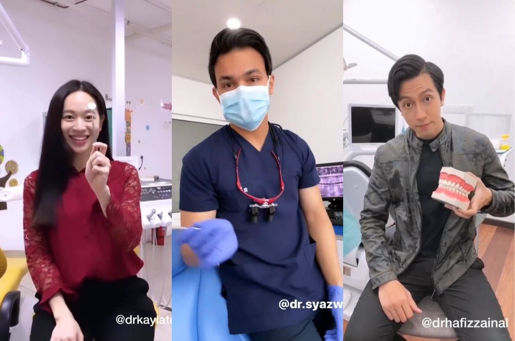 This #DontRushChallenge Featuring M'sian Dentists Is Probably The Best One On The Internet