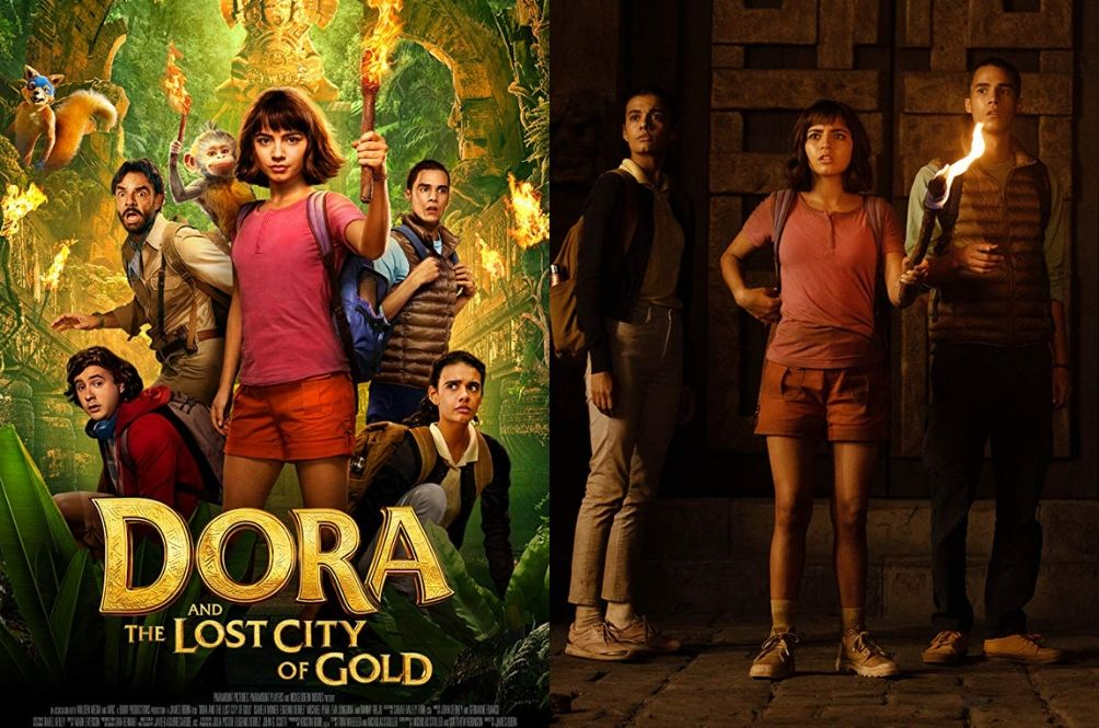 [REVIEW] Here's Why You Should (Or Shouldn't) Watch 'Dora And The Lost City Of Gold'