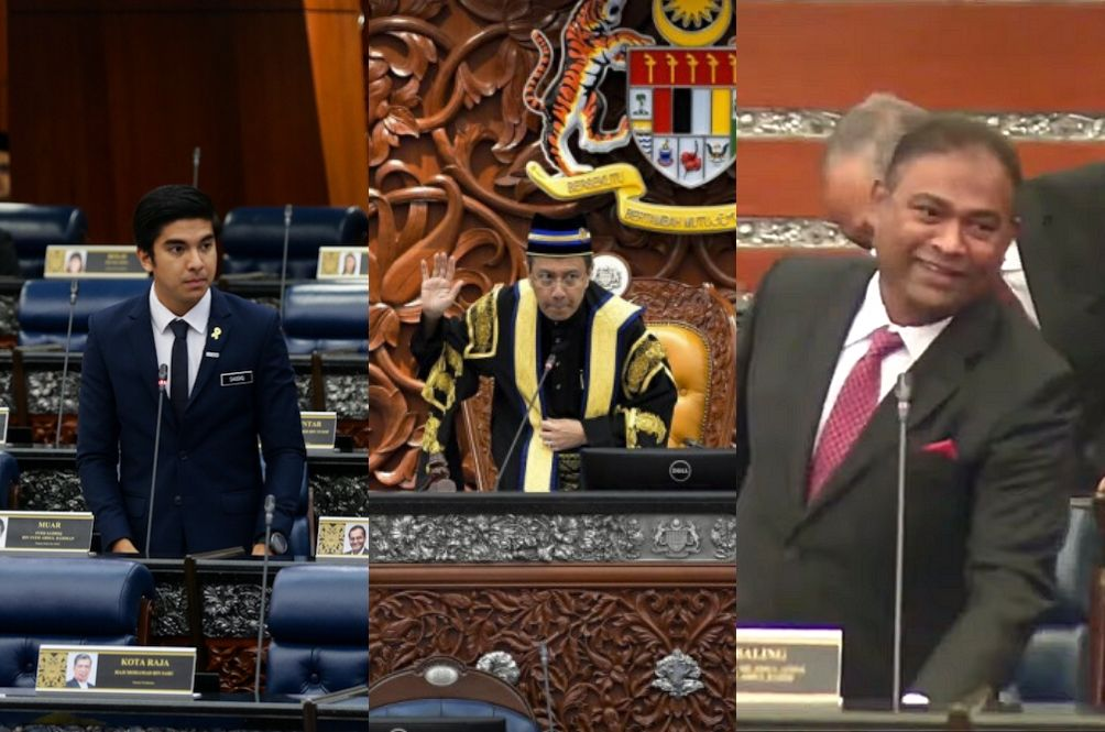 Malaysians Are Disappointed That The First Day Of Parliament Was A Complete Circus