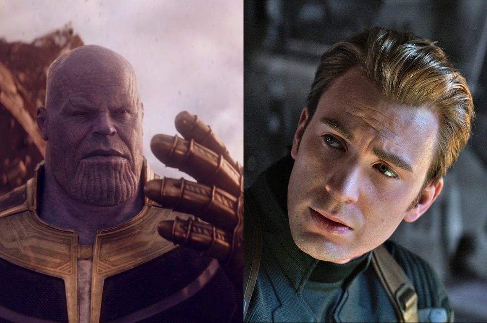 'Avengers: Endgame' Originally Included Thanos Decapitating Captain America